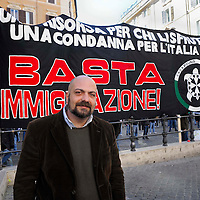 Gianluca Iannone CasaPound