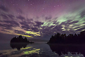 Night Skies and Northern Lights