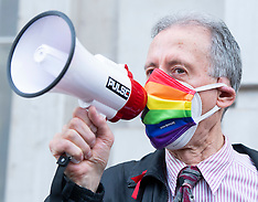 LGBT+ Conversion Therapy Protest 23rd June 2021