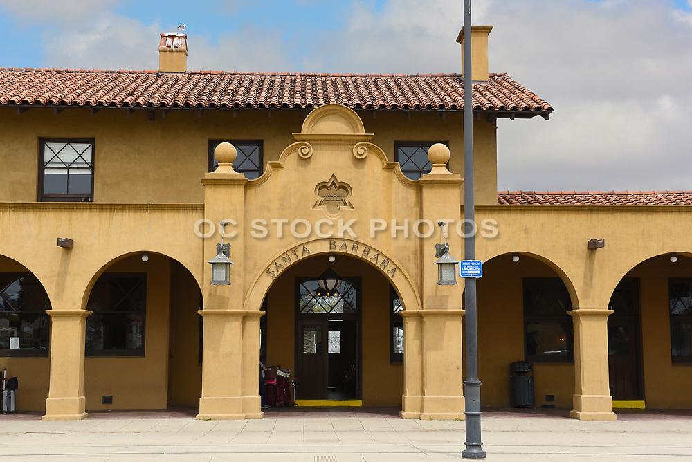Amtrak Train Station Santa Barbara