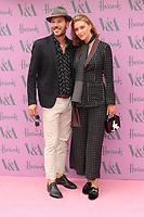 Arizona Muse, V&A Summer Party 2018, Victoria and Albert Museum, London, UK, 20 June 2018, Photo by Richard Goldschmidt