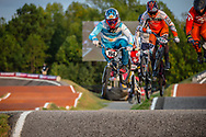 #194 (VILLEGAS Federico) ARG [Crupi] at Round 8 of the 2019 UCI BMX Supercross World Cup in Rock Hill, USA