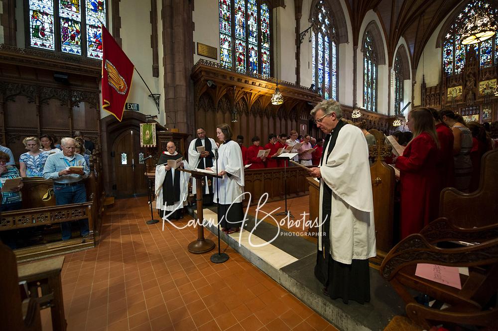 St Paul's School Alumni Day.  ©2018 Karen Bobotas Photographer