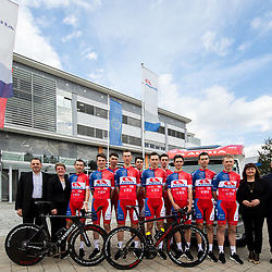 20200217: SLO, Cycling - Press conference of KK Adria Mobil before new season 2020