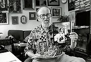Václav Chochola (30th of January 1923 - 27th of August 2005) was a Czech photographer and began taking photos as a schoolboy and published the first pictures in 1940. He worked early with well-known colleagues such as Karel Ludwig, Zdenek Tmej and Karel Hájek, Kamil Lhoták, František Hudeček, Jiří Kolář, Zdeněk Seydl and František Tichý, who founded Group 42 during the Second World War.<br /> <br /> Chochola was best known for his portraits, which rank among the European-American photo classics. He portrayed Pier Paolo Pasolini, Jean-Louis Barrault and Salvador Dalí, among others. In addition, photographs of his homeland are among his best-known works, especially pictures from occupied Prague during the Second World War.<br /> <br /> Chochola clashed with the communist leadership of his country several times, among other things because of critical images from North Vietnam and because he expressed his sympathy with the Prague Spring movement.<br /> <br /> Václav Chochola died at the age of 82 in a Prague hospital after a long and serious illness.