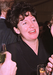 MARY ALLEN chief executive of the Royal Opera House, at an exhibition in London on 20th January 1998.MER 47