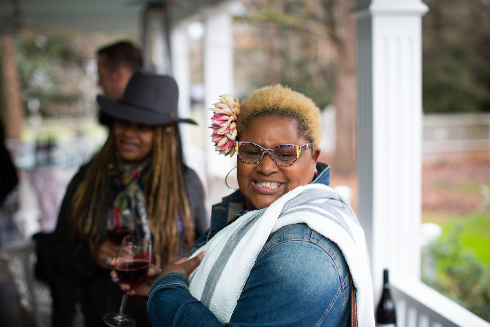 Palmetto, GA - March 3, 2019: Chefs from around the country gathered at The Inn at Serenbe where The James Beard Foundation hosted its Chefs Boot Camp for Policy and Change.<br /> <br /> Photos by Clay Williams for The James Beard Foundation.<br /> <br /> © Clay Williams / claywilliamsphoto.com