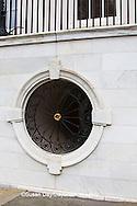 66512-00101 Round window on City Hall Building, Charleston, SC