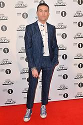 Nick Grimshaw bei den BBC Radio 1 Teen Awards in London / 231016<br /> <br /> *** BBC Radio 1 Teen Awards in London on October 23, 2016 ***