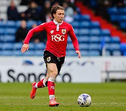 Bristol City's Luke Freeman attacks - Photo mandatory by-line: Matt McNulty/JMP - Mobile: 07966 386802 - 03/04/2015 - SPORT - Football - Oldham - Boundary Park - Oldham Athletic v Bristol City - Sky Bet League One