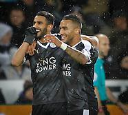 Swansea City v Leicester City 051215