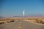 The Four Corners Generating Station, a coal-fired power plant near the San Juan Generating Plant.