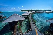 Sipadan Water Village Resort, <br /> Mabul Island, off Borneo, <br /> Sabah, Malaysia ( Celebes Sea )