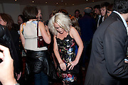 JAIME WINSTONE, The after-party after the premiere of Duncan WardÕs  film ÔBoogie WoogieÕ ( based on the book by Danny Moynihan). Westbury Hotel. Conduit St. London.  13 April 2010 *** Local Caption *** -DO NOT ARCHIVE-© Copyright Photograph by Dafydd Jones. 248 Clapham Rd. London SW9 0PZ. Tel 0207 820 0771. www.dafjones.com.<br /> JAIME WINSTONE, The after-party after the premiere of Duncan Ward's  film 'Boogie Woogie' ( based on the book by Danny Moynihan). Westbury Hotel. Conduit St. London.  13 April 2010