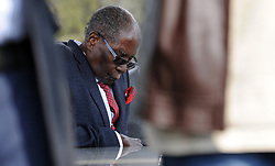 29/07/2018:Zimbabwe,Harare.Former president Robert Mugabe after a press conference at his Blue Roof residence.762<br /> Picture: Matthews Baloyi/AFrican News Agency (ANA)