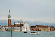 Italy, Venice, The Church of San Giorgio Maggiore