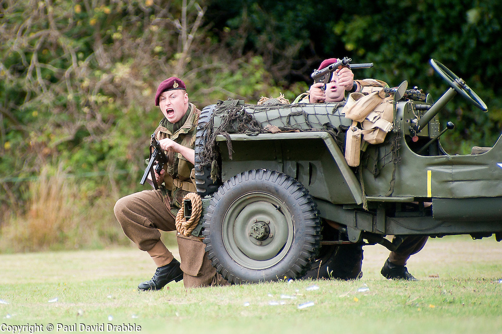 Sheffield Fair at Norfolk Heritage Park Sheffield Bank Holiday Weekend.28th & 29th August 2011  Image © Paul David Drabble