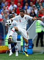 Joao Moutinho (Portugal)<br /> Moscow 20-06-2018 Football FIFA World Cup Russia  2018 <br /> Portugal - Morocco / Portogallo - Marocco <br /> Foto Matteo Ciambelli/Insidefoto