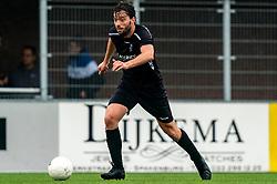 Glenn Geefshuijsen of VV Maarssen in action. First friendly match after the Corona outbreak. VV Maarssen lost the away match against big league Spakenburg 5-1 on 4 July 2020 in Spakenburg.