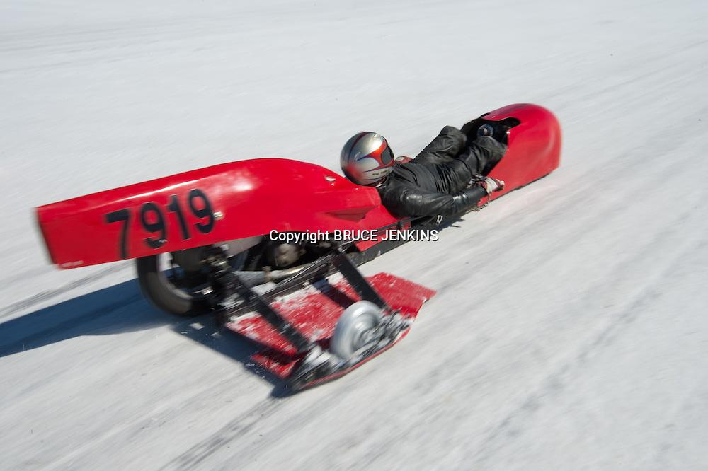 Bonneville Speed Week 2013