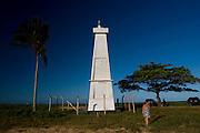 Ponta do Corumbau_BA, Brasil...Farol na Ponta do Corumbau na Bahia...The Lighthouse in Ponta do Corumbau in Bahia...Foto: MARCUS DESIMONI / NITRO