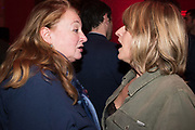AMANDA CRAIG, RACHEL JOHNSON, , Literary Review  40th anniversary party and Bad Sex Awards,  In & Out Club, 4 St James's Square. London. 2 December 2019