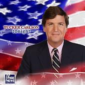 February 26, 2021 (USA): Fox News' 'Tucker Carlson Tonight' Show