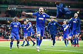 Soccer-Europa League-Arsenal vs Olympiakos-Feb. 27, 202