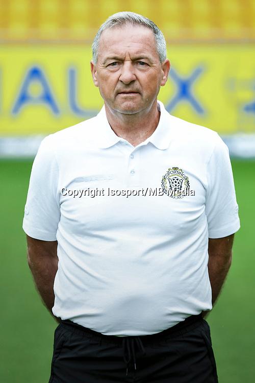 20170627 - Lokeren, Belgium / Photoshoot Sporting Lokeren 2017 - 2018 / <br /> Danny VEYT<br /> © Isosport