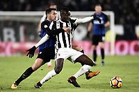 Matias Vecino Inter, Blaise Matuidi Juventus <br /> Torino 09-12-2017 Allianz Stadium Football Calcio Serie A 2017/2018 Juventus - Inter Foto Image Sport / Insidefoto