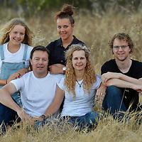 Strachan Family Photo Shoot - December 2015