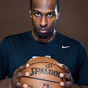 Executive portrait, Shabazz Muhammad, UCLA basketball player.