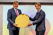 Koning Willem Alexander opent woensdag 19 april het gebouw B30 aan de Bezuidenhoutseweg 30 in Den Ha
