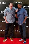 090413 Channing Tatum and Jamie Foxx 'White House Down' Madrid Photocal
