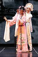 Chinese Yue Opera Troupe - Coriolanus and Du Liniang photocall