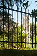 Saint Simeon monastery, (Known locally as San Simon) Katamon, Jerusalem, Israel