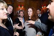 GEORGE OSBORNE; MATTHEW FREUD; REBEKAH WADE. Book launch for Citizen by Charlie Brooks. Tramp. London. 1 April  2009