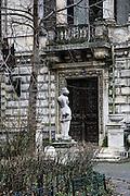 Bucharest Romania Old style architecture