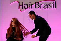 Show Clairol Color Plus na HAIR BRASIL 2012 - 12 ª Feira Internacional de Beleza, Cabelos e Estética, que acontece de 24 a 27 de março no Expocenter Norte, em São Paulo. FOTO: Jefferson Bernardes/Preview.com