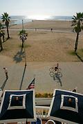 Shutters on the Beach, Santa Monica, California (LA)