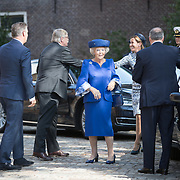NLD/Doorn/20180824 -  Beatrix opent tentoonstelling 'Verzet en Verdriet in Beeld', Prinses Beatrix