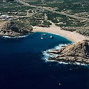 Santa Maria Bay. Los Cabos, Baja California Sur, Mexico