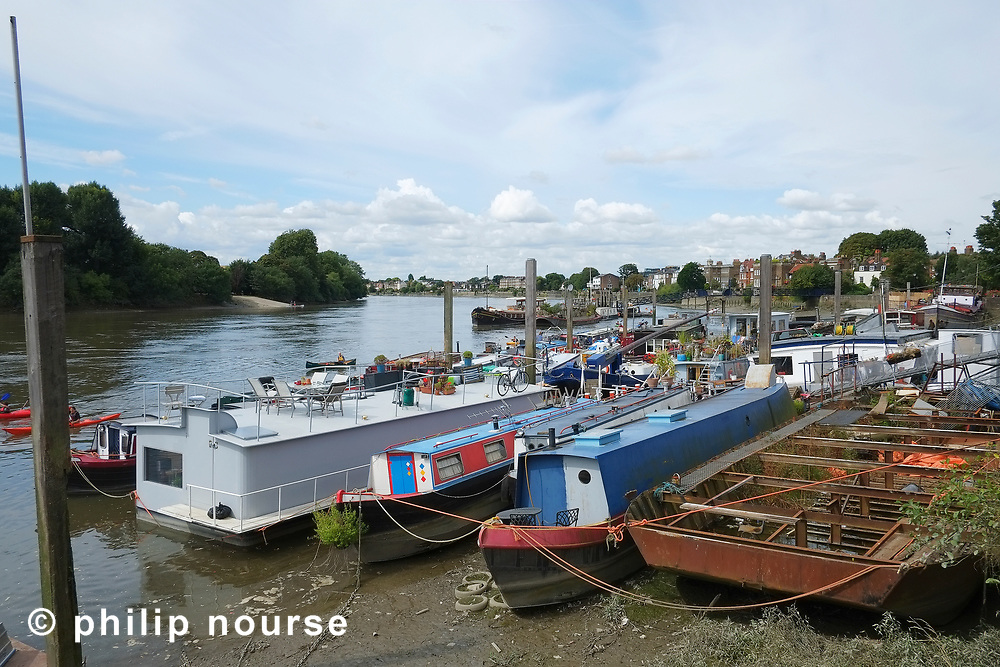 Thames River Project: Hammersmith to Richmond