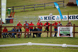 Lüdi Salome, SUI, Super Rosi CH<br /> European Championship Eventing Landelijke Ruiters - Tongeren 2017<br /> © Hippo Foto - Dirk Caremans<br /> 28/07/2017