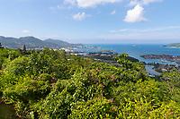 Seychelles Wide Shot of Area