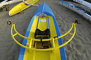 San Remo, Italy,  GV. General Views around the  beach, at the FISA Coastal World Championships. Fri. 17.10.2008.[Photo, Peter Spurrier/Intersport-images] Coastal Rowing Course: San Remo Beach, San Remo, ITALY Equipment,