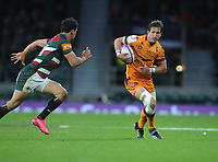 Rugby Union - 2020 / 2021 European Rugby Challenge Cup - Final - Leicester Tigers vs Montpellier - Twickenham<br /> <br /> Johan Goosen of Montpellier<br /> <br /> Credit : Colorsport / Andrew Cowie