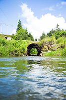 Peterson Creek, Oregon.