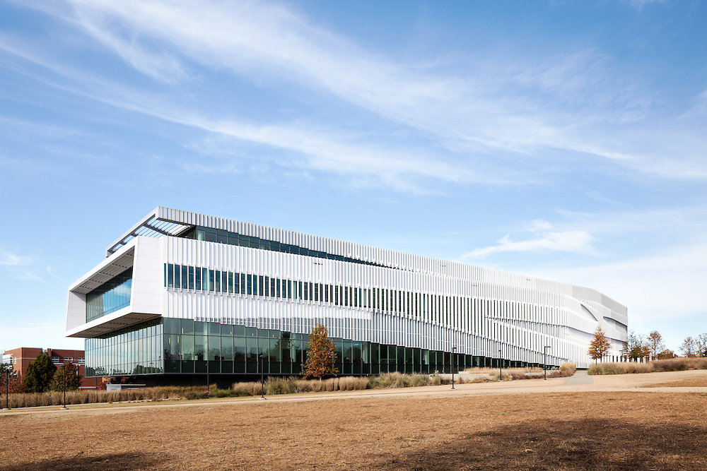 James B. Hunt Library, North Carolina State University | Architect: Snøhetta // Architect of Record: Clark Nexsen | Engineer: Stewart Inc. | Raleigh, North Carolina