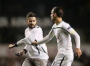 271114 Tottenham v Belgrade UEL